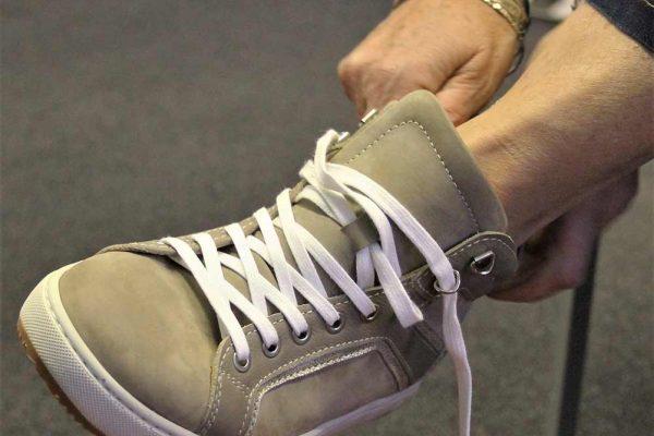 Inlopen schoenen